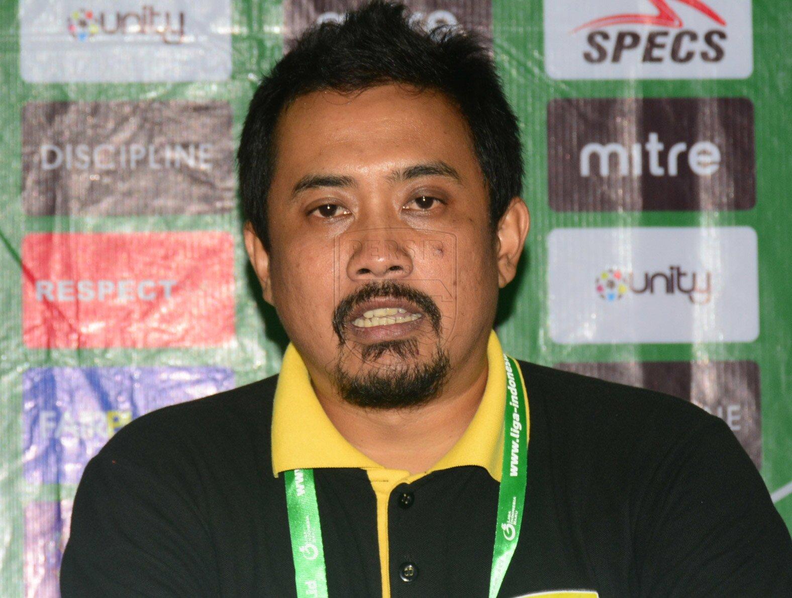 Pelatih Fisik PERSIB u-20 Arief Gustara © PERSIB.com / Drive Persada