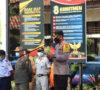 Polres Jembrana Hari Ini Melaksanakan Gelar Pasukan Oprasi Keselamatan Agung 2021